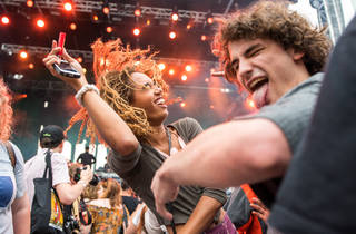 Photos from Pitchfork Music Festival 2017, Friday