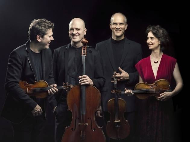 Quartet Casals: Integral Beethoven