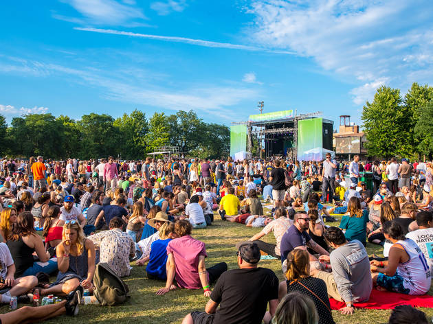 Everything you need to know about Pitchfork Music Festival