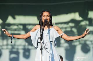 Pitchfork Music Festival 2017, Jamila Woods
