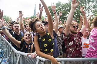 The five best things we saw on Sunday at Pitchfork Music Festival