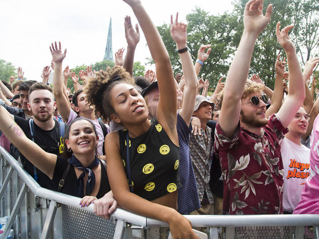 The five best things we saw on Sunday at Pitchfork