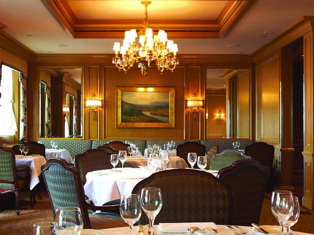 The Dining Room at Sir Stamford