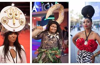 20 Disney-inspired costumes from D23 Expo 2017