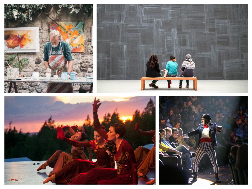 호기심과 설렘 100%, 여름 문화예술 행사 따라잡기