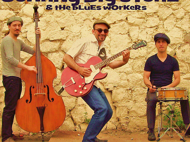 Johnny Bigstone & The Blues Workers