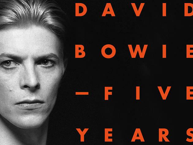 Bowie Cinema: David Bowie: Five Years