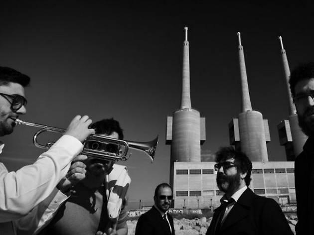 Marco Boi Quintet