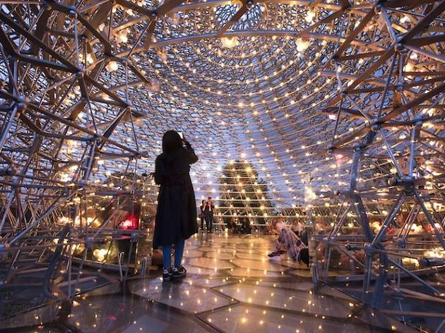 After Hours: The Hive at Kew Gardens