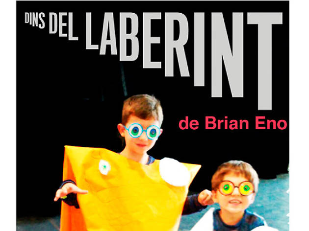 Dins del laberint de Brian Eno