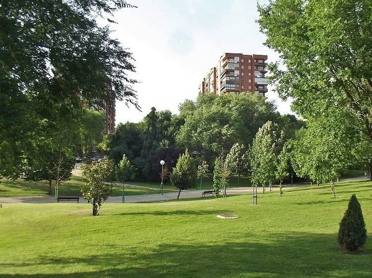 Parque Agustín Rodríguez Sahagún