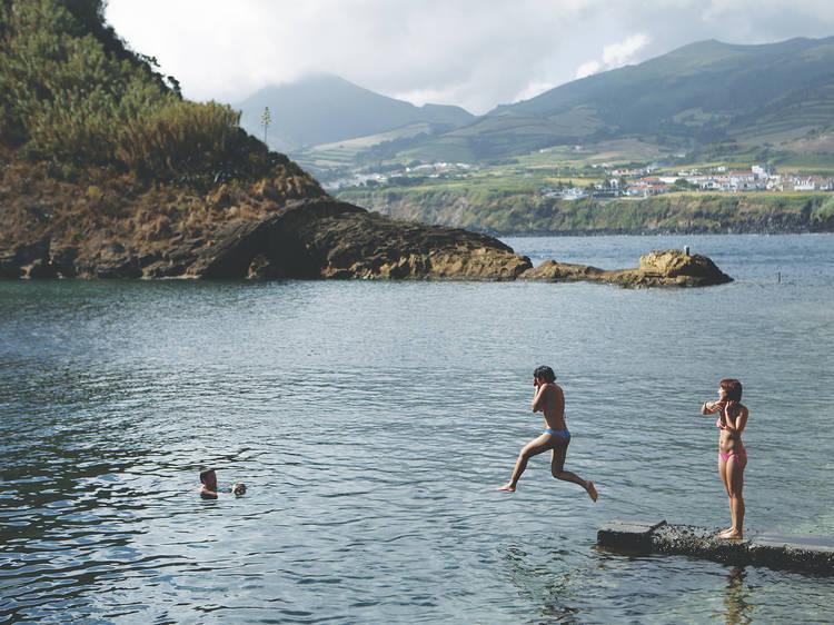 Visitar o ilhéu mais bonito dos Açores