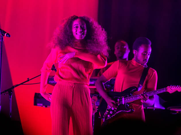 Photos from Pitchfork Music Festival 2017, Sunday