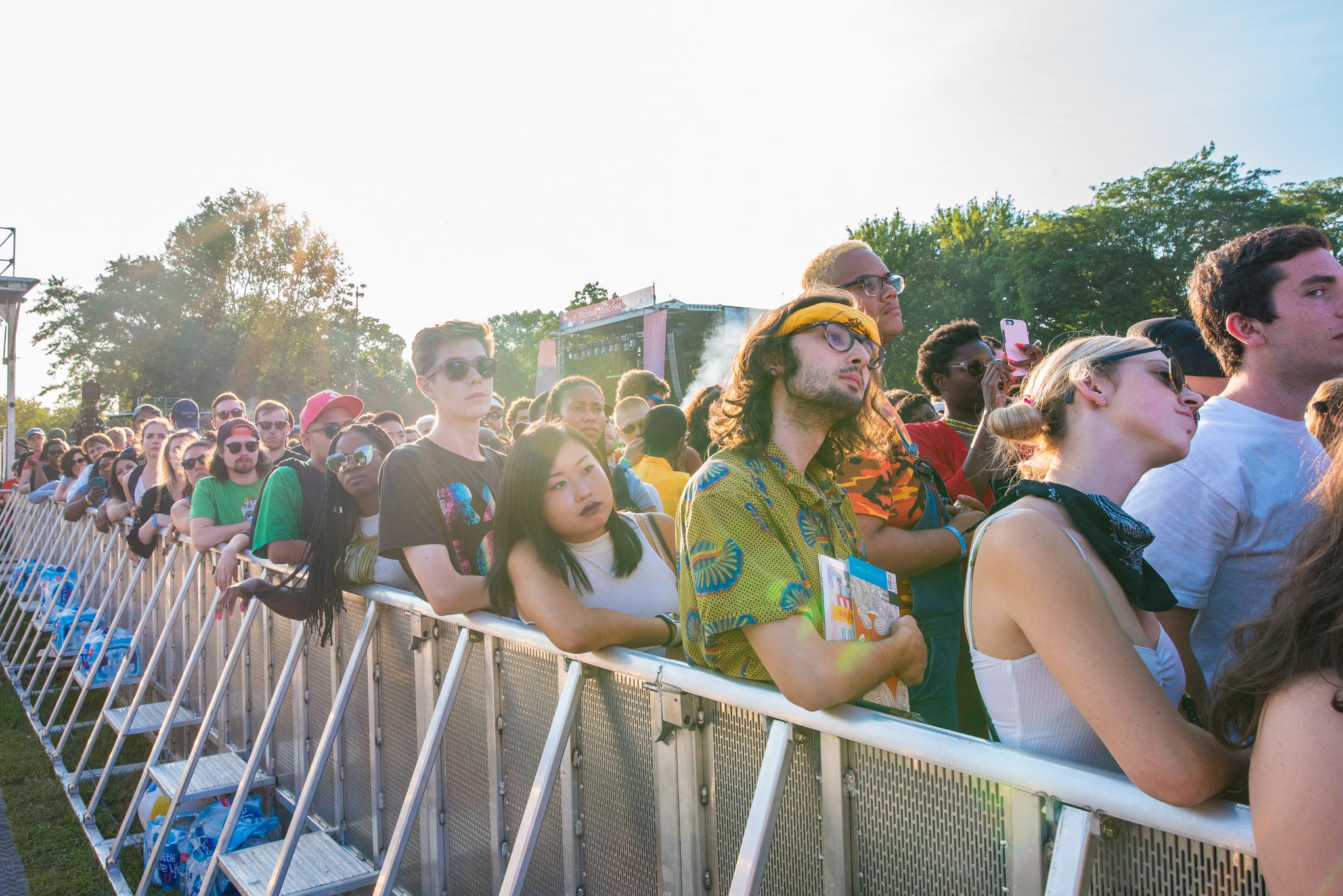 Pitchfork Music Festival 2017, Neal O'Bryan