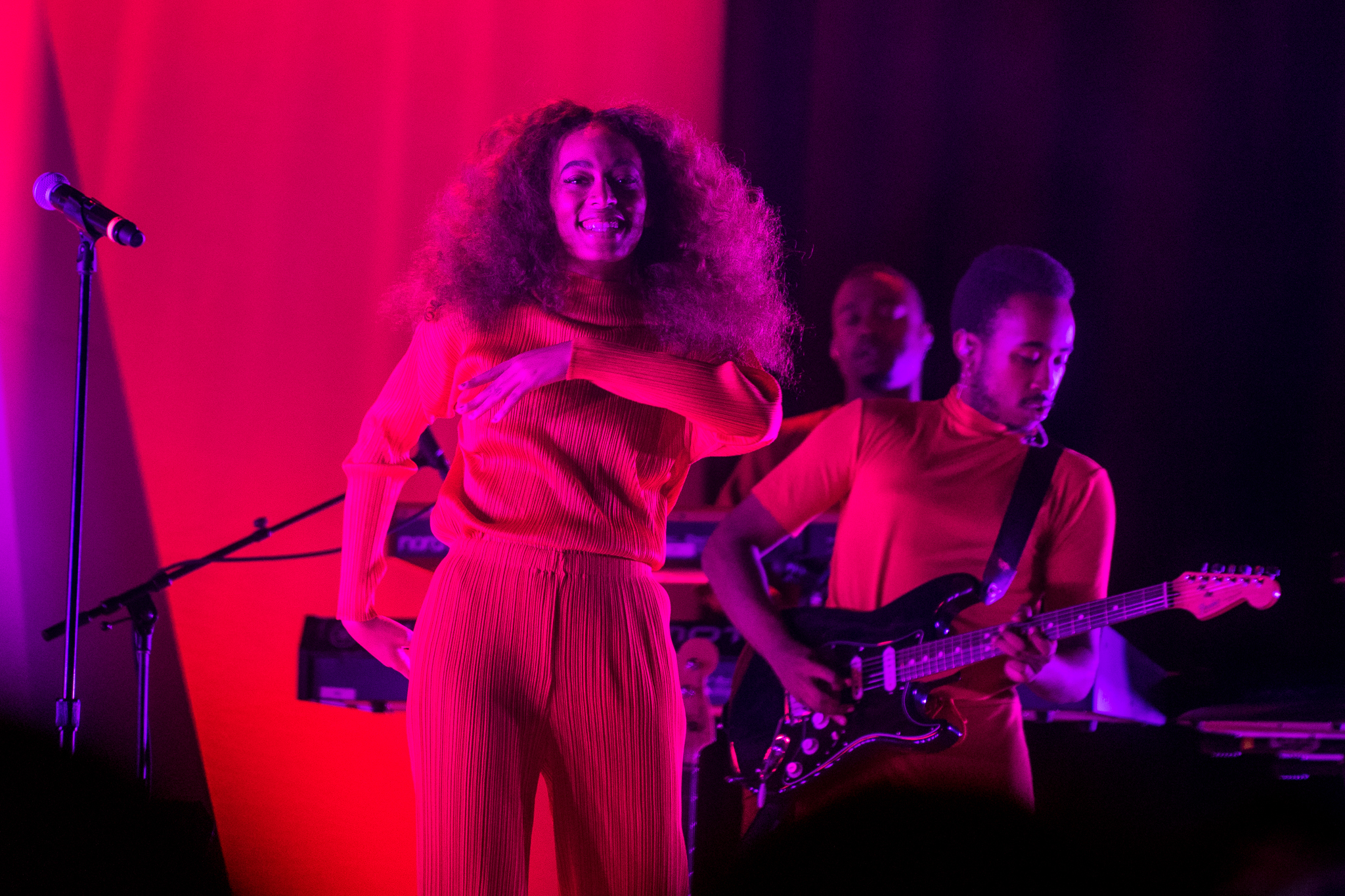 Pitchfork Music Festival 2017, Neal O'Bryan, Solange