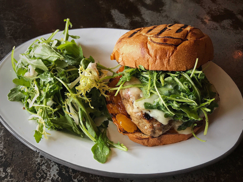 The Tripel Burger at The Tripel