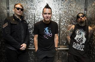 Blink-182 is (probably) playing an aftershow at Metro during Lollapalooza