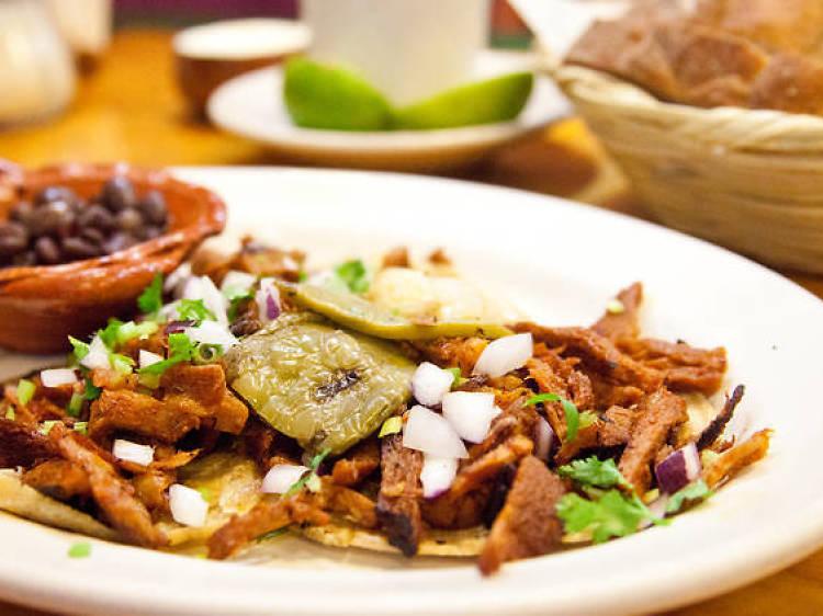 Dónde comer por menos de $150 en la Juárez