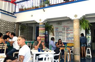 La panga del impostor es un restaurante de Guadalajara