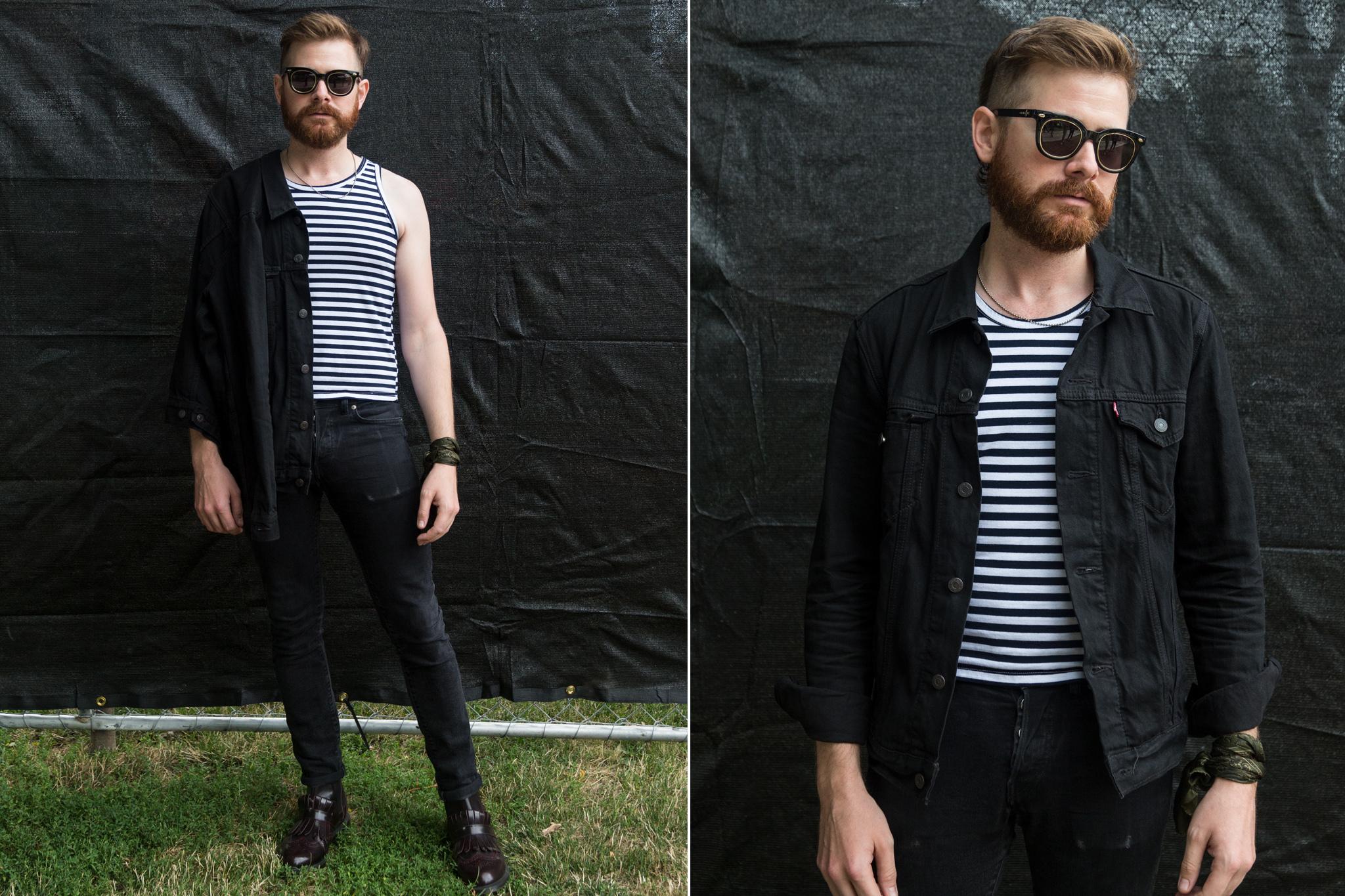 Pitchfork Music Festival, fashions, jaclyn rivas