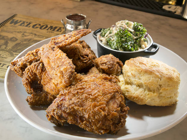 <p>Fatbird Southern Kitchen and Bar</p>