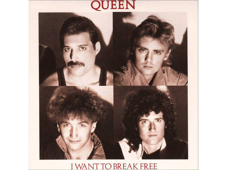 """""""I Want to Break Free"""" by Queen"""