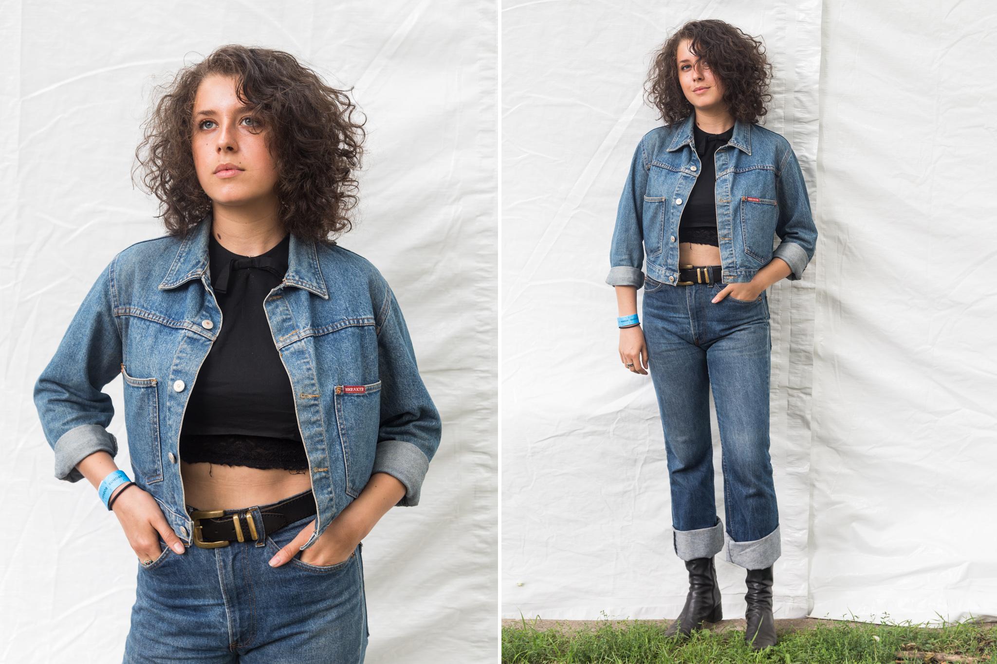 Pitchfork music festival 2017, fashions, jaclyn rivas