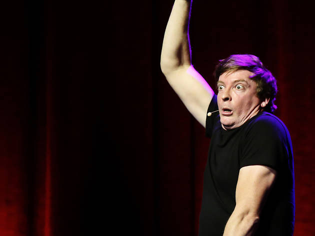 Comedy's biggest names are coming to Melbourne