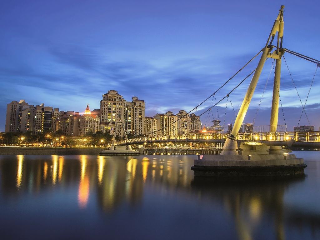 Tanjong Rhu Bridge