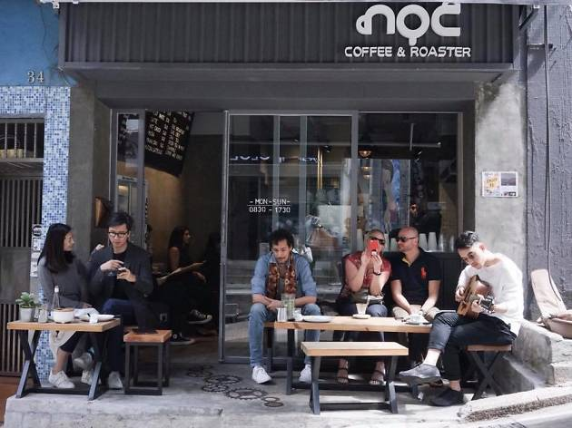 NOC Coffee Co Graham Street