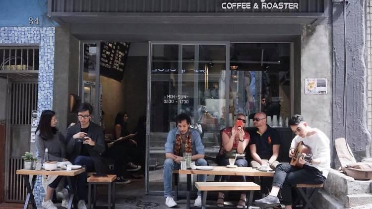 NOC Coffee Co Graham Street