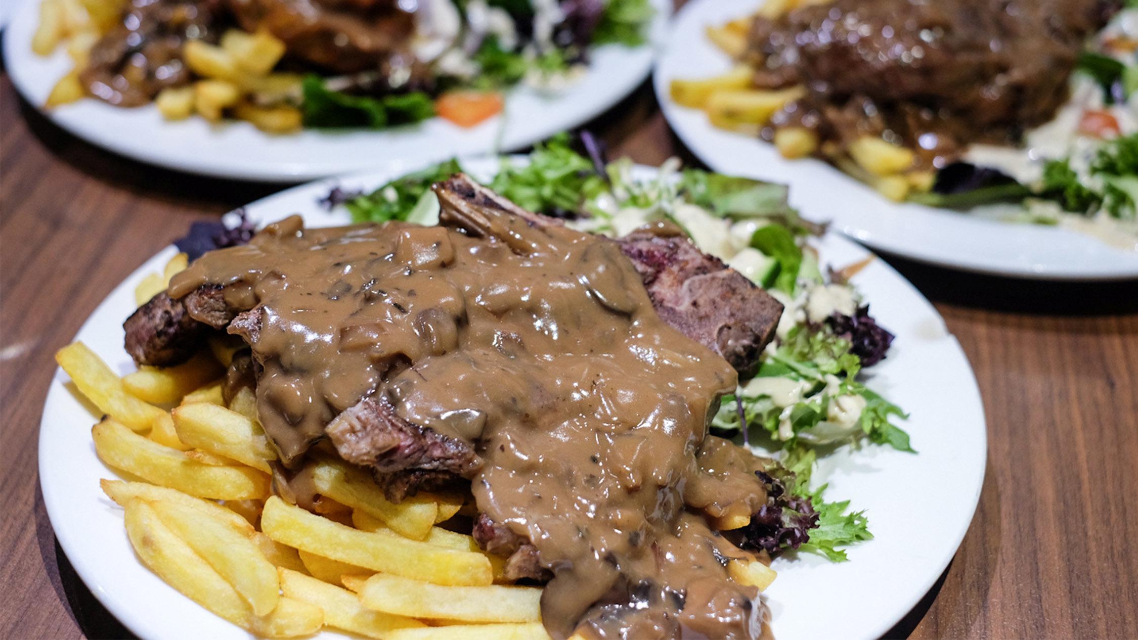 Js kitchen steak house restaurants in burwood sydney