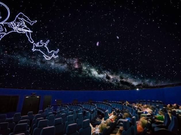 Scienceworks Planetarium