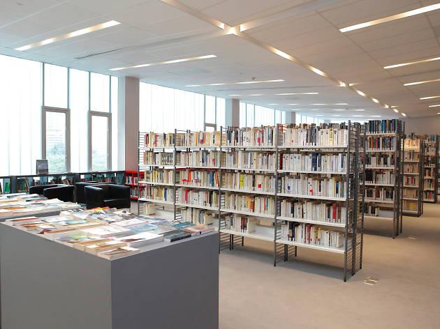 Alliance Française Bangkok Media Library