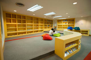 Art Library at BACC