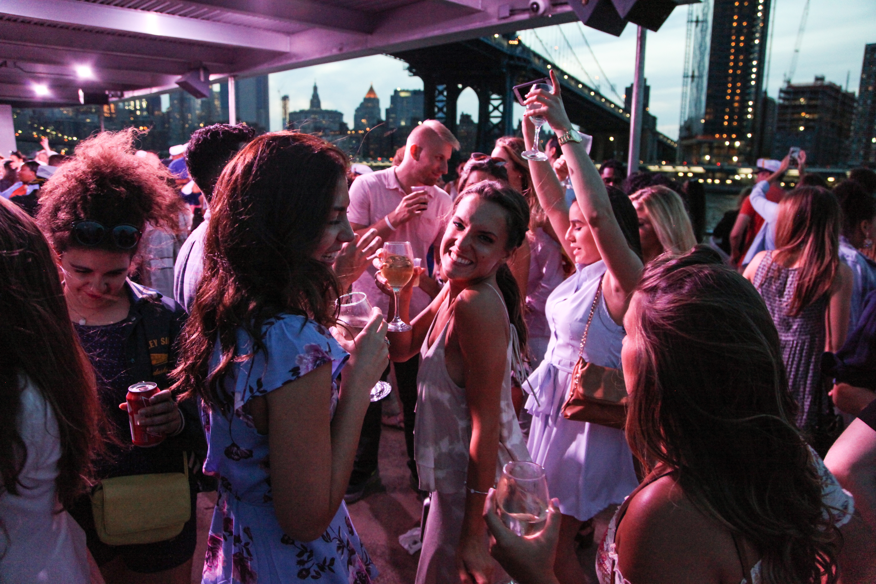 12 Best Boat Parties In NYC Including Booze Cruises