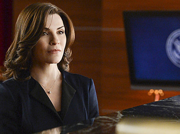 Alicia Florrick from 'The Good Wife'