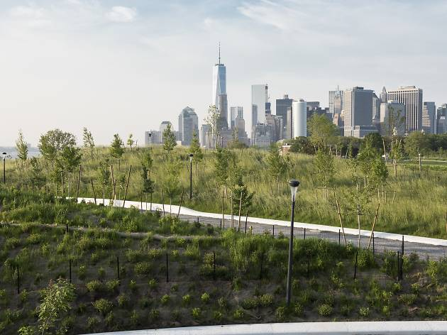 Governors Island will be open through October for the first time ever