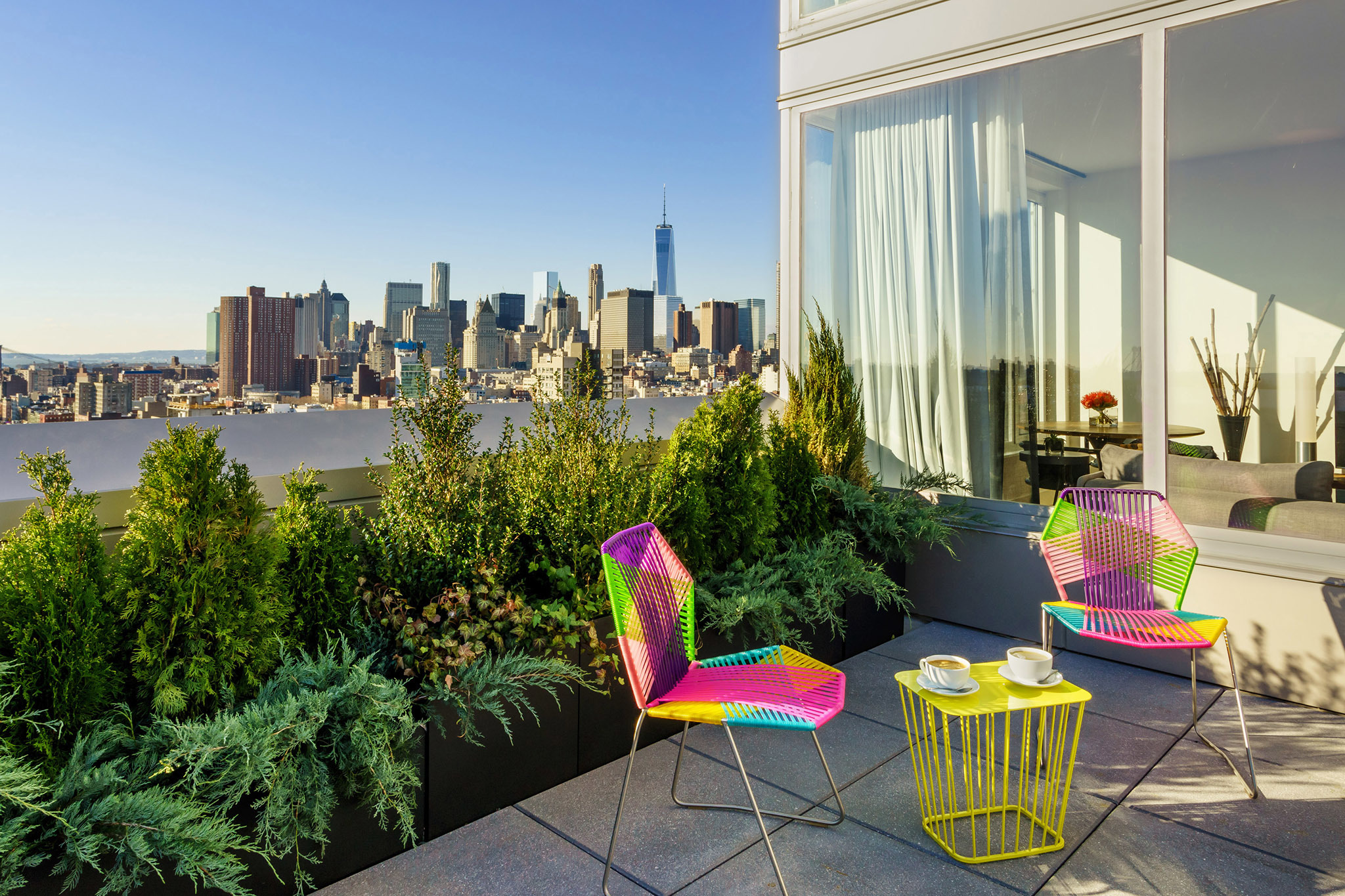 The best staycations in NYC