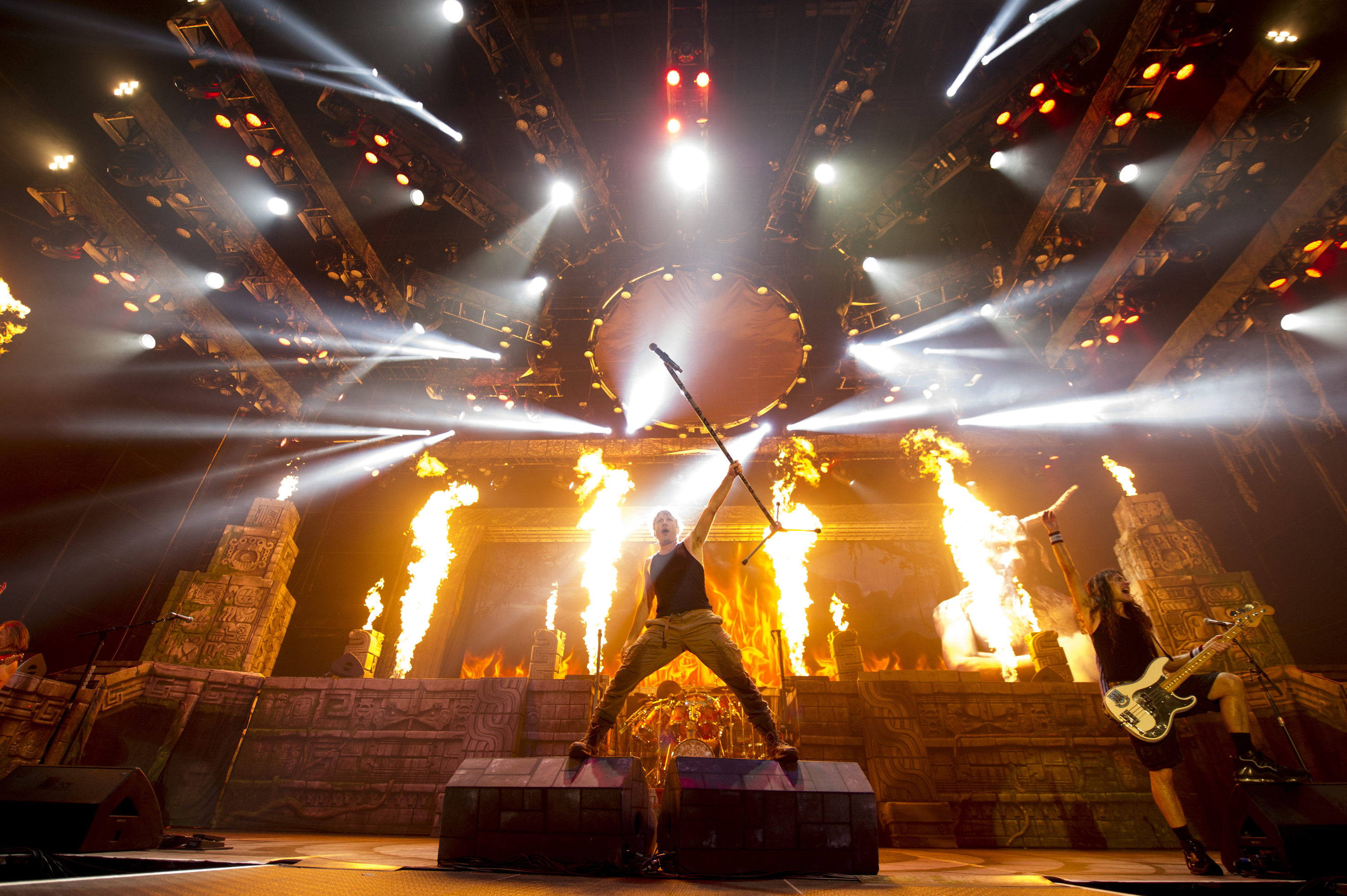 Iron Maiden is coming to Brooklyn this weekend