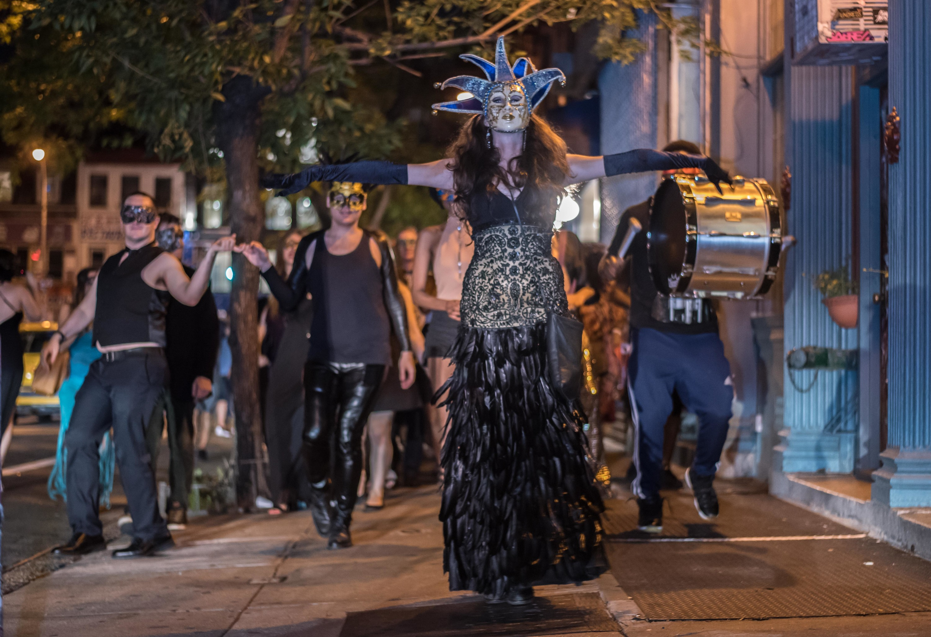 e4d25413ab4c Masquerade on the Town | Things to do in New York