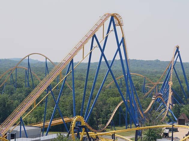 Nitro, Six Flags Great Adventure, NJ