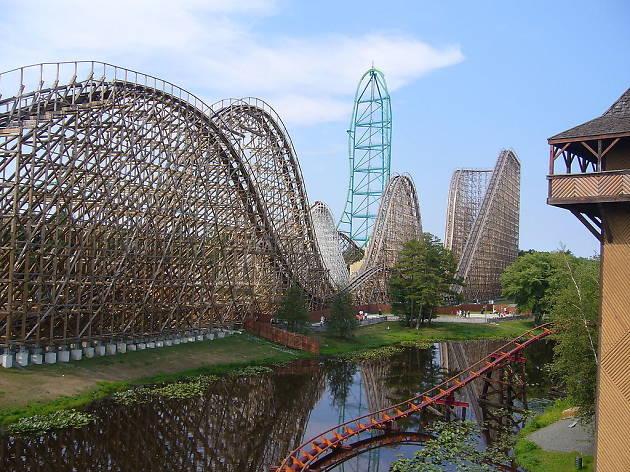 El Toro, Six Flags Great Adventure, NJ