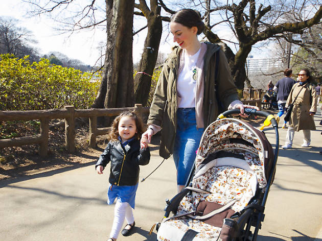東京、子どもと楽しめるスポット