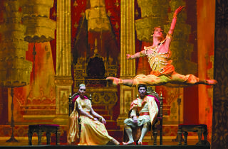 Katya and The Prince of Siam