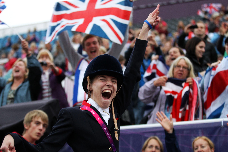 新たな高みに達したパラリンピック