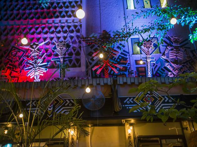 The new Voodoo bar doesn't need any spells to win local crowds over