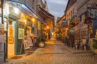 Old City of Tzfat
