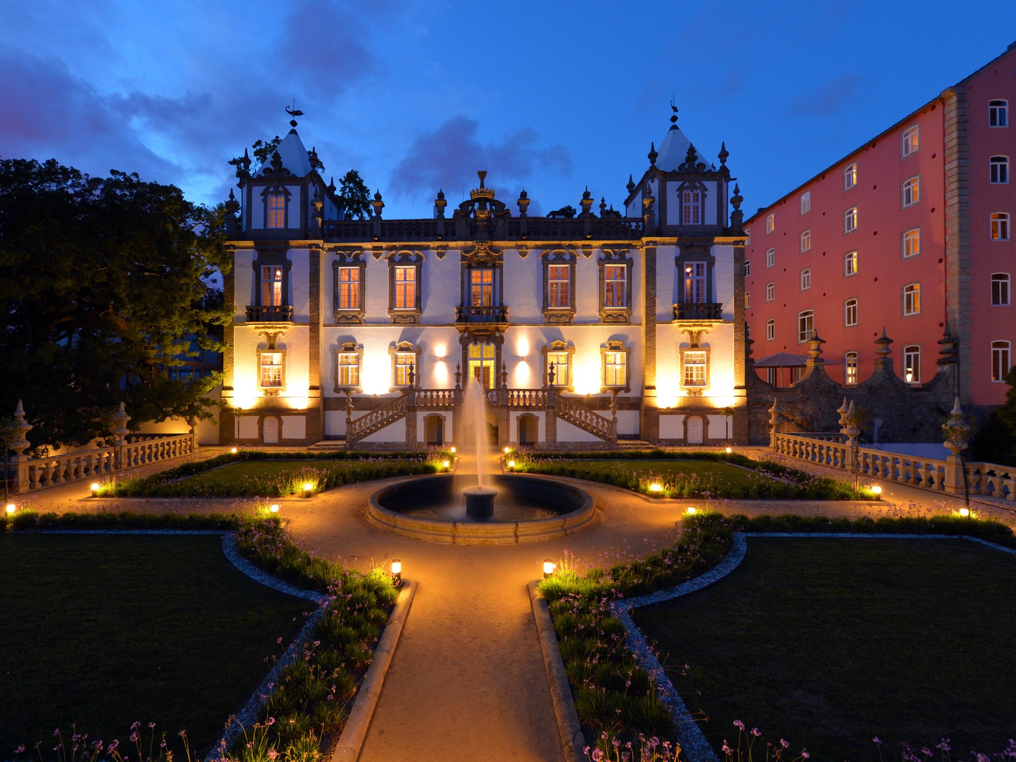 Pestana Palácio do Freixo – Pousada & National Monument