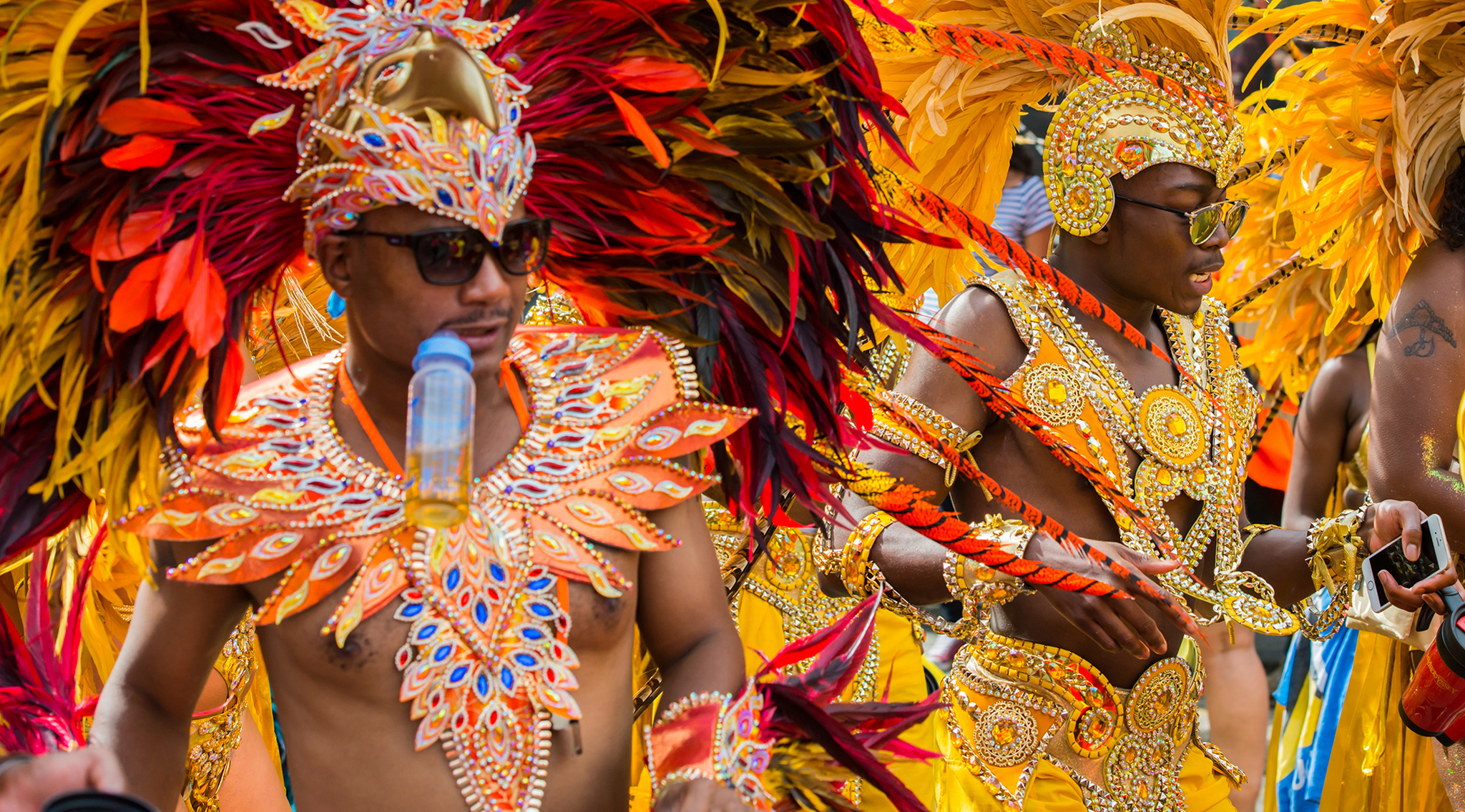 Party your way round the Notting Hill Carnival